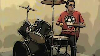 Danko Jones - Hot Damn Woman (Drum Cover by Sully)