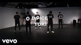 Da-iCEダイス-TOKI-Da-iCEOfficialDancePractice-