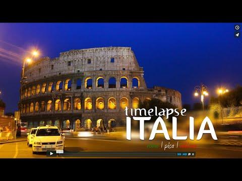 Видео обзор Италии