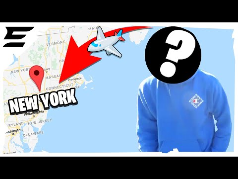 We Flew to NYC to Recruit a Grinder IN REAL LIFE