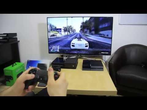 СРАВНЕНИЕ PS4 vs Xbox One   05ru