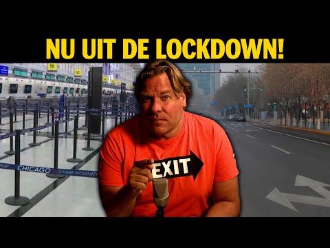 Nu uit de Lockdown: Jensen