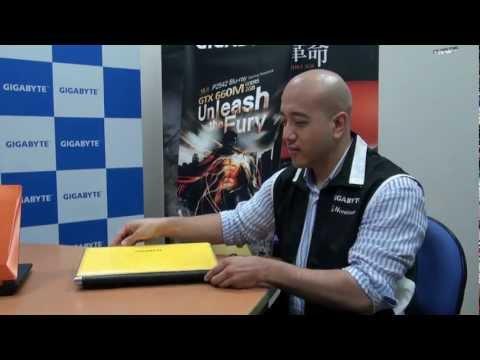 Gigabyte P2542 GTX 660M GDDR5 2GB Notebook Review