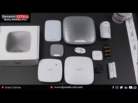 Ajax Systems - Wireless Intruder alarms