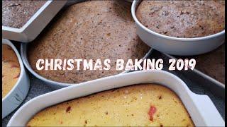 Christmas Baking With Grammy || Christmas 2019- Vlog 26