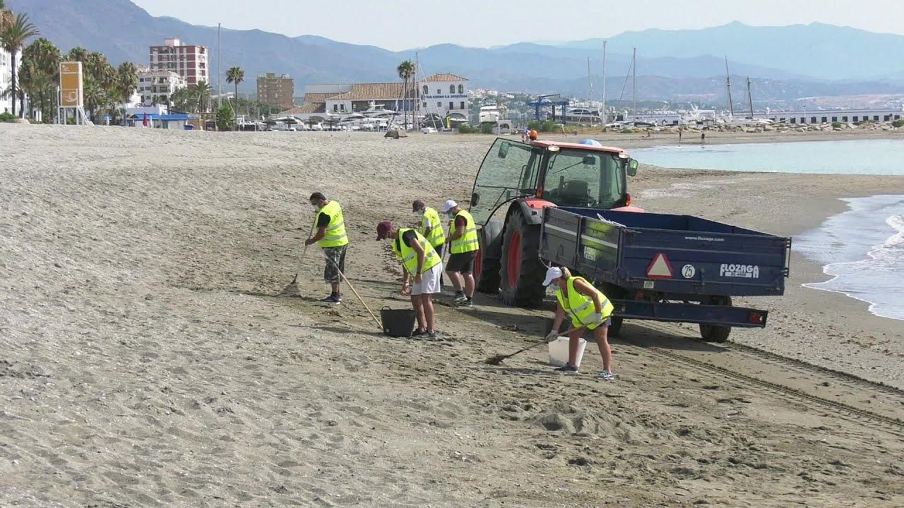 Mantenimiento, mejoras y acondicionamiento del litoral
