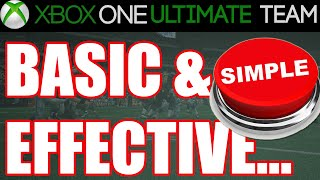 Madden 15 - Madden 15 Ultimate Team - BASIC & EFFECTIVE | MUT 15 Xbox One Gameplay
