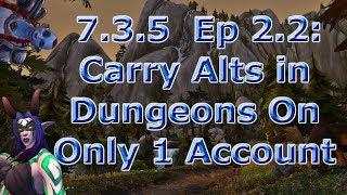 WoW Legion] Multiboxing Easy Tutorial 7 3 Script Updated