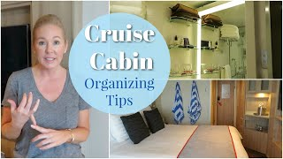 How To Keep A Cruise Ship Cabin Organized