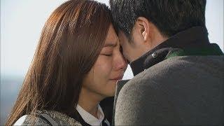 """[HOT] 황금무지개 37회 - """"끝까지 갈거야!"""" 백원(유이) 도영(정일우) '눈물키스' 20140316"""