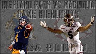 Highland Park vs Magnolia - 2019 Texas High School Football Playoffs Week 2 Highlights
