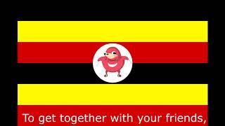 Knuckles States of Uganda - National Anthem (for Ugandan Knuckles fans)