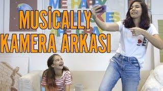 Musical.ly - TikTok Çekimlerinin Kamera Arkası, Challenge