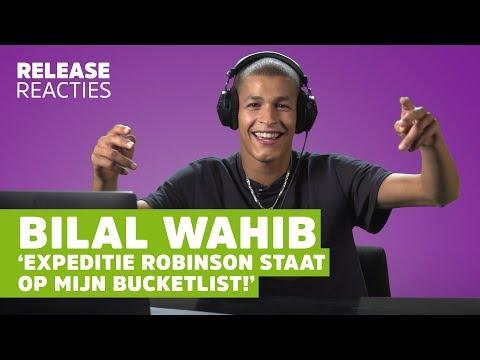 BILAL WAHIB (Mocro Maffia): 'BOEF is de BESTE rapper' | Release Reacties