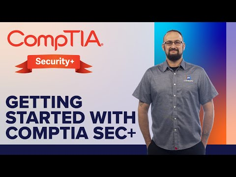 Getting Started with CompTIA Security+ (SY0-601) - YouTube
