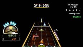 All-American Rejects - Top of the World - Guitar Hero Custom Song