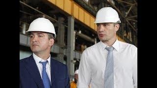 Кличко готов отказаться от горячего водоснабжения в Киеве.