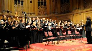Saint Patrick's Seminary - Past Three A'Clock - Saint Francis Chamber Choir