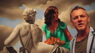 Ross Watson paints Tina Arena