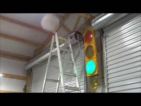 RS10 Traffic Light Signal Control Sequencer Install