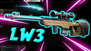 *BEST* Sniper Class Class/Loadout BLACK OPS COLD WAR (LW3 Tundra)