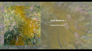 Piano Sonata no. 1 in F-sharp minor, Op. 11