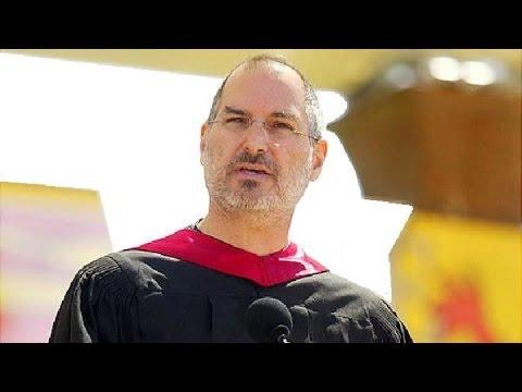 スティーブ ・ジョブズ・スタンフォード大・卒業式スピーチ・2005年