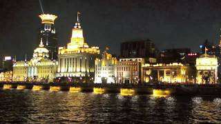 preview picture of video 'Huangpu river, Shanghai'