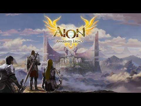 Aion: Awakened Legacy Arrives with Its Renewed Experience
