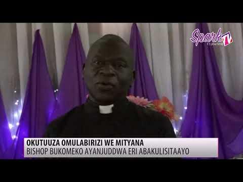 Abakulisitayo banjuliddwa Bishop omupya e Mityana