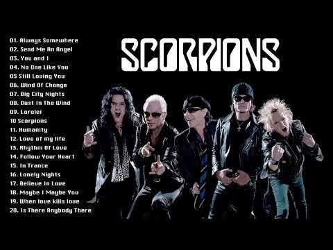 รวมเพลงสกอร์เปียนส์เพราะๆ||The Best Of Scorpions 2020