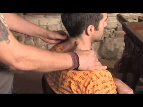 Kaip išmokti daryti masažą?