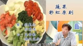 健康真正旺預防醫學的天才博士-楊定一專訪3/5