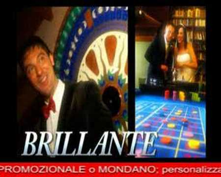 evento festa a tema casinò party roulette poker matrimonio