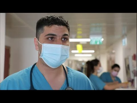 Hospital in Israeli city of Haifa a model of harmony