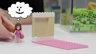 Bedroom Inspiration - LEGO Friends