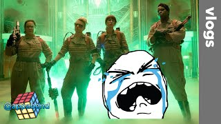 How NOT to Deal with Criticism (Ghostbusters 2016)