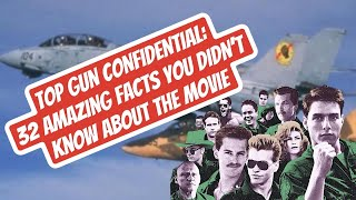 Top Gun Confidential: 32 Amazing Facts You Didn't Know About the Movie