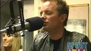 Chris Tomlin - Jesus Messiah - LIVE @ SPIRIT 105.3 FM
