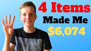 4 Items I Started Selling Online As A Teenager
