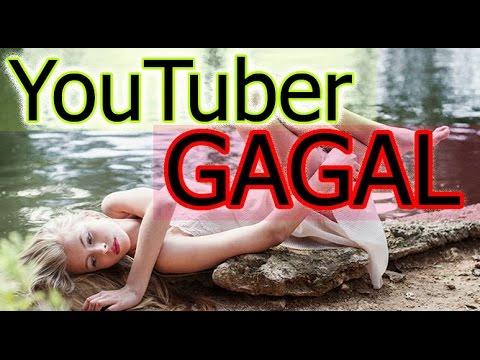 Video Penyebab Gagalnya Youtuber Dapat Uang dari Youtube
