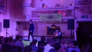 The Charlatans (Tim & Mark acoustic) North Country Boy live