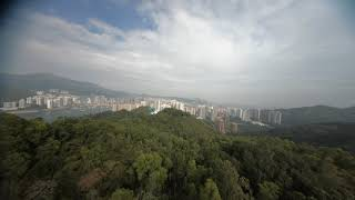Chill FPV flight at Tsing Yi Park Hong Kong (3 inch quad with naked Gopro Hero6)