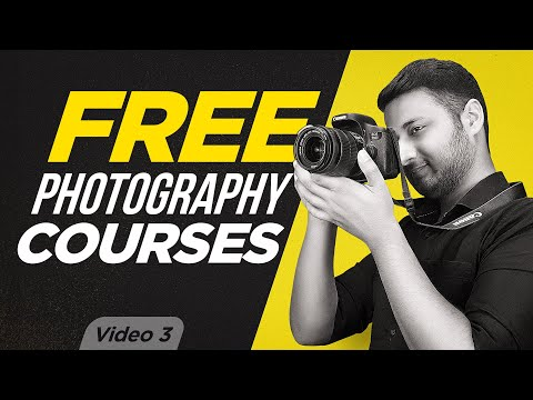 , title : '🔥Free Photography Courses 🔥| Complete Details | Top 5 Platforms |Photography tutorials for Beginners