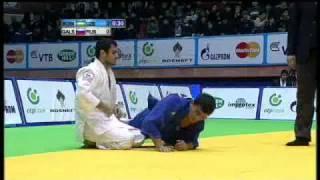 Judo World Masters in Baku 2011:   -60kg final SOBIROV, Rishod (UZB) - GALSTYAN, Arsen (RUS)
