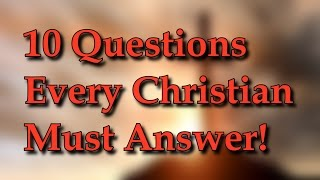 Bible Quiz About The Life Of Jesus