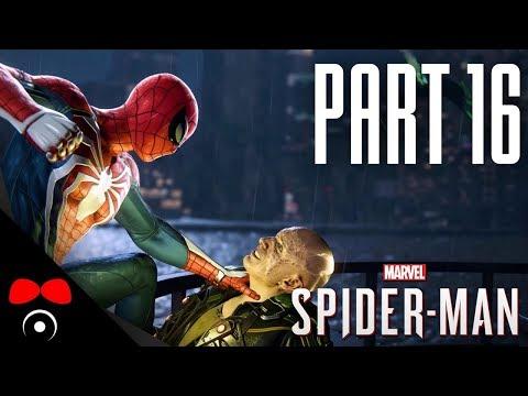 NÁVŠTĚVA VĚZENÍ! | Marvel's Spider-Man #16
