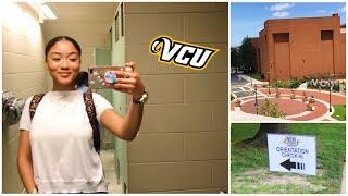 Vlog #1: VCU Orientation/NSO Mini Vlog 🐏