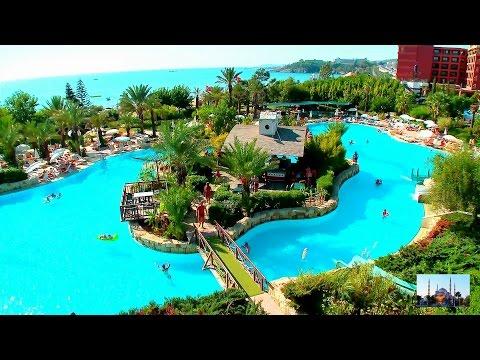 Анталийское побережье, лето в Турции