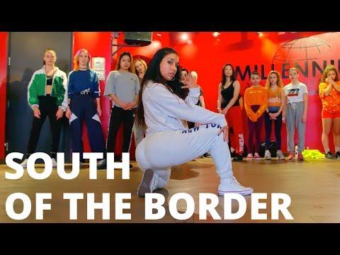 South Of The Border - Ed Sheeran Ft Camila Cabello & Cardi B | Dana Alexa Choreography